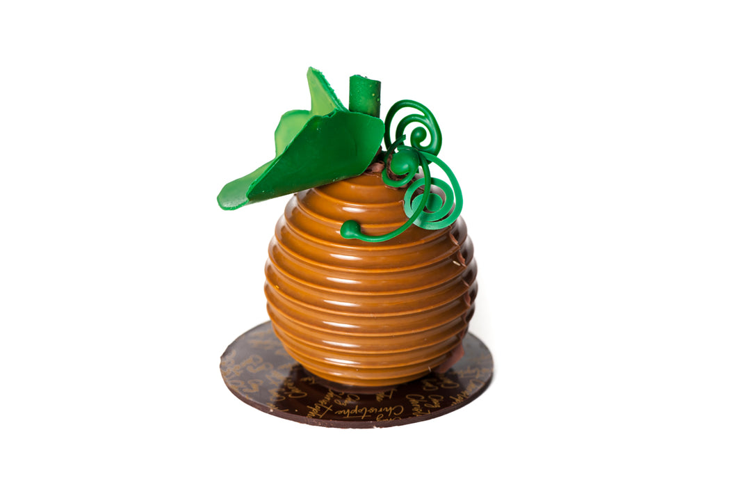 Pumpkin Chocolate Showpiece