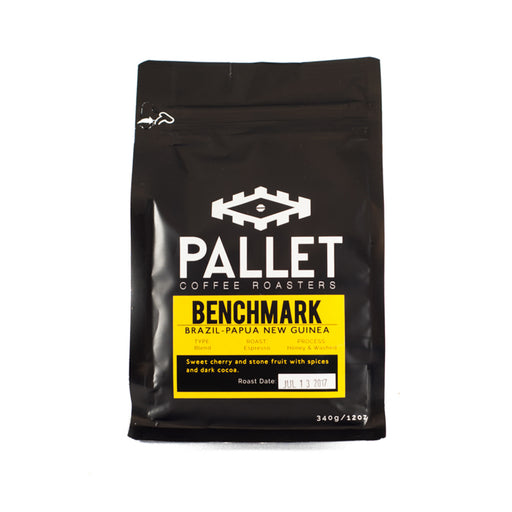 Pallet Coffee Beans - Benchmark 340g