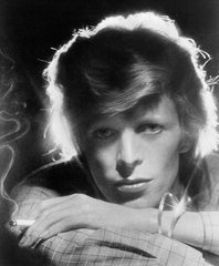 Remembering David Bowie Through His Vocals