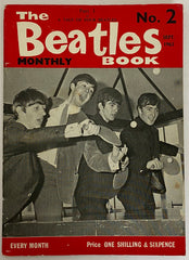 History of The Beatles Book: Fab 4 Time Capsules From 1963 On