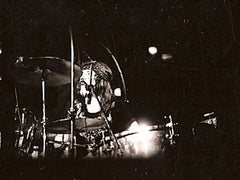 Led Zeppelin's John Bonham Isolated Drum Tracks: Thunderous!