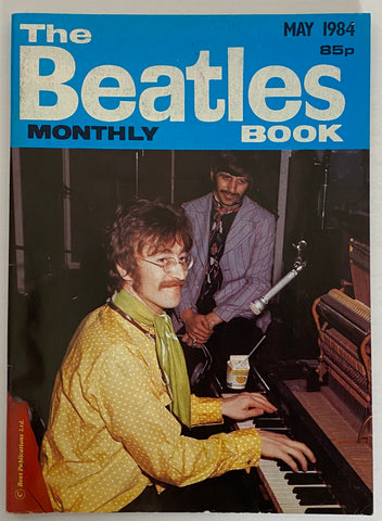 The Beatles Book 1980s issue