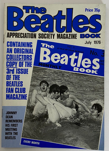 The Beatles Book 1970s reissue