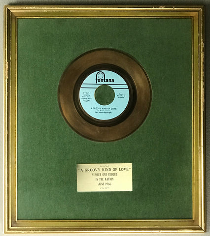 In house record award