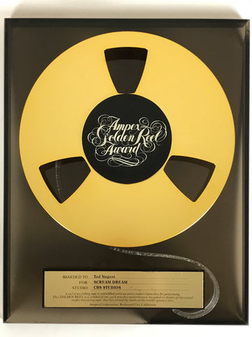 Early Ampex award