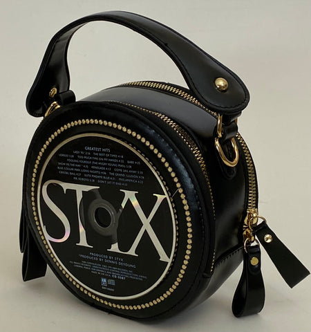 MusicGoldmine CD Purse Side View