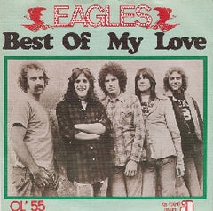 eagles best of my love