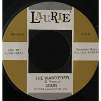 45 Purse - 60s Pop - Dion The Wanderer