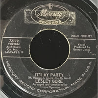 45 Purse - 60s Pop - Lesley Gore Its My Party