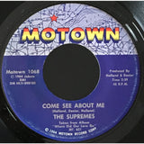 45 Purse - 60s Pop - The Supremes Come See About Me
