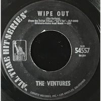45 Purse - 60s Pop - The Ventures Wipe Out