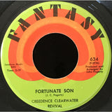 45 Purse - 60s Rock - Creedence Clearwater Revival Fortunate Son