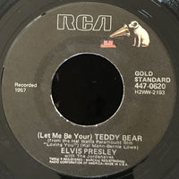 45 Purse - 60s Rock - Elvis Presley (Let Me Be Your) Teddy Bear *50s