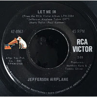 45 Purse - 60s Rock - Jefferson Airplane Let Me In