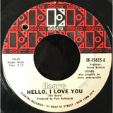 45 Purse - 60s Rock - The Doors Hello I Love You