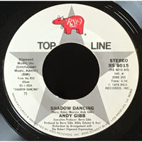 45 Purse - 70s Pop A-L - Andy Gibb Shadow Dancing