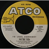 45 Purse - 70s Pop A-L - Bee Gees To Love Somebody