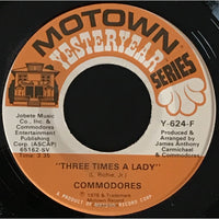 45 Purse - 70s Pop A-L - Commodores Three Times A Lady