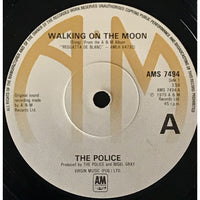 45 Purse - 70s Pop M-Z - The Police Walking On The Moon