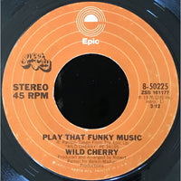 45 Purse - 70s Pop M-Z - Wild Cherry Play That Funky Music