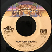45 Purse - 70s Rock A-L - Ace Frehley New York Groove
