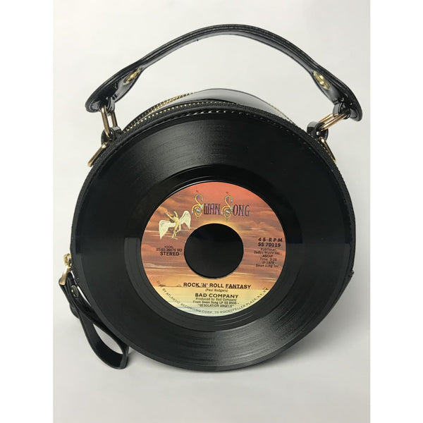 45 Purse - 70s Rock A-L - Bad Company Rock n Roll Fantasy