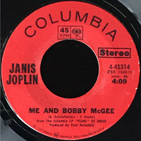 45 Purse - 70s Rock A-L - Janis Joplin Me And Bobby McGee