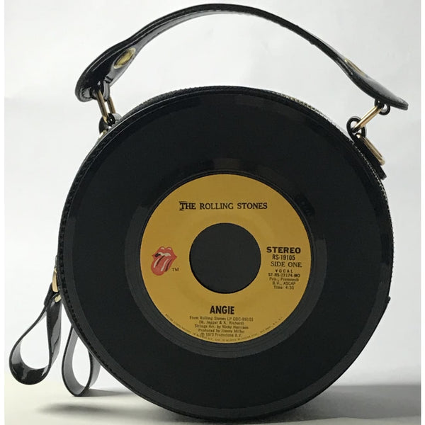 45 Purse - 70s Rock M-Z - The Rolling Stones Angie