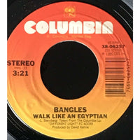 45 Purse - 80s Pop A-B - Bangles Walk Like An Egyptian