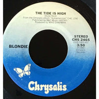45 Purse - 80s Pop A-B - Blondie The Tide Is High