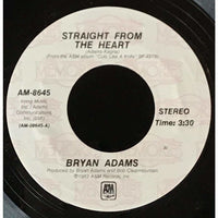 45 Purse - 80s Pop A-B - Bryan Adams Straight From The Heart