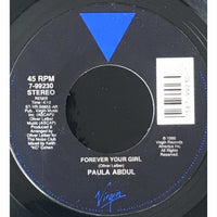 45 Purse - 80s Pop A-B - Paula Abdul Forever Your Girl
