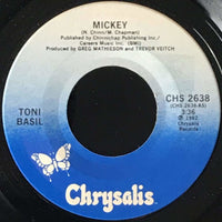 45 Purse - 80s Pop A-B - Toni Basil Mickey