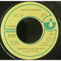 45 Purse - 80s Pop C-E - Duran Duran Hungry Like The Wolf