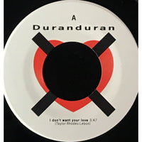 45 Purse - 80s Pop C-E - Duran Duran I Dont Want Your Love