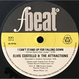 45 Purse - 80s Pop C-E - Elvis Costello I Cant Stand Up For Falling Down