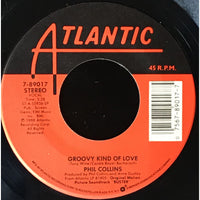 45 Purse - 80s Pop C-E - Phil Collins Groovy Kind Of Love