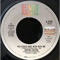 45 Purse - 80s Pop C-E - Sheena Easton You Could Have Been With Me