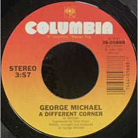 45 Purse - 80s Pop L-Q - George Michael A Different Corner