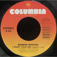 45 Purse - 80s Pop L-Q - George Michael I Want Your Sex