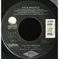 45 Purse - 80s Pop L-Q - Kylie Minogue The Loco-Motion