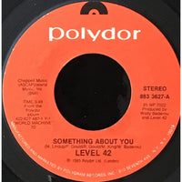 45 Purse - 80s Pop L-Q - Level 42 Something About You