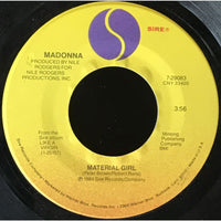 45 Purse - 80s Pop L-Q - Madonna Material Girl