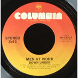 45 Purse - 80s Pop L-Q - Men At Work Down Under