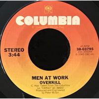 45 Purse - 80s Pop L-Q - Men at Work Overkill