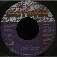 45 Purse - 80s Pop R-S - Lionel Richie Se La