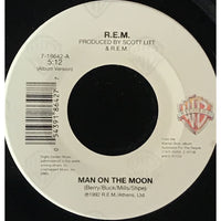 45 Purse - 80s Pop R-S - REM Man On The Moon