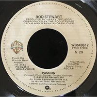 45 Purse - 80s Pop R-S - Rod Stewart Passion