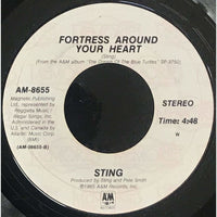 45 Purse - 80s Pop R-S - Sting Fortress Around Your Heart