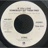 45 Purse - 80s Pop R-S - Sting If You Love Somebody...